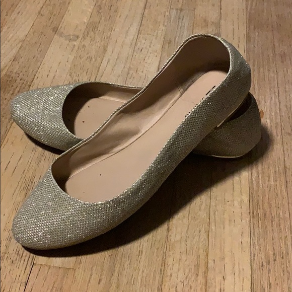 Call It Spring - Sparkle Flats